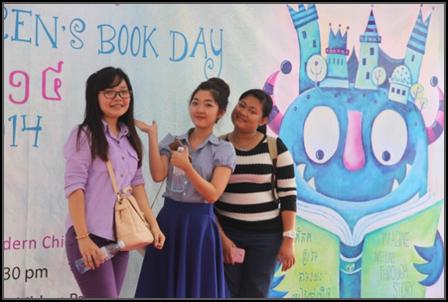 Brev från Kambodja om barnboksdagen