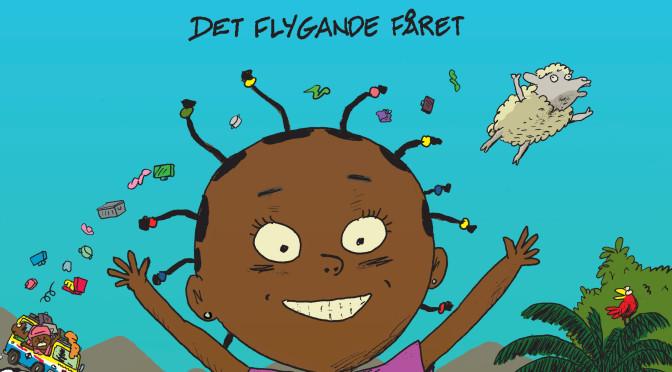 Akissi – det flygande fåret får årets Peter Panpris!
